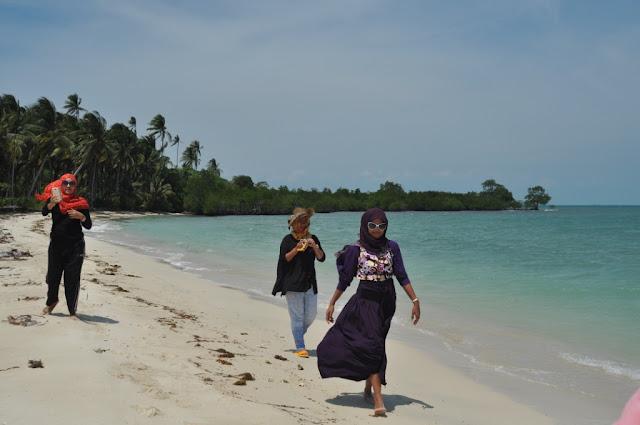 Wisata Pulau Mubut Darat di Batam Visit Kepri