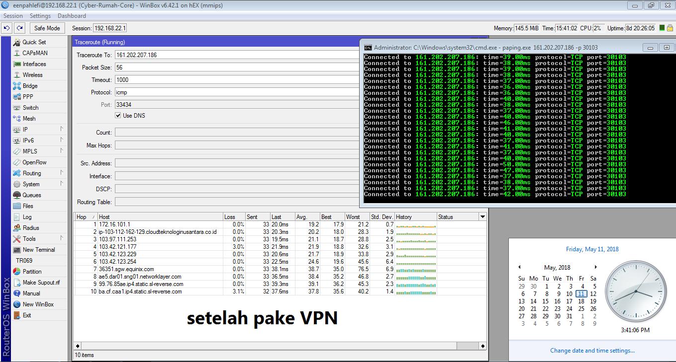 VPN Sebagai Solusi Mobile Legend dengan Koneksi Indihome - Suneo Network