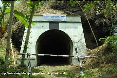 Terowongan Wilhelmina Pangandaran