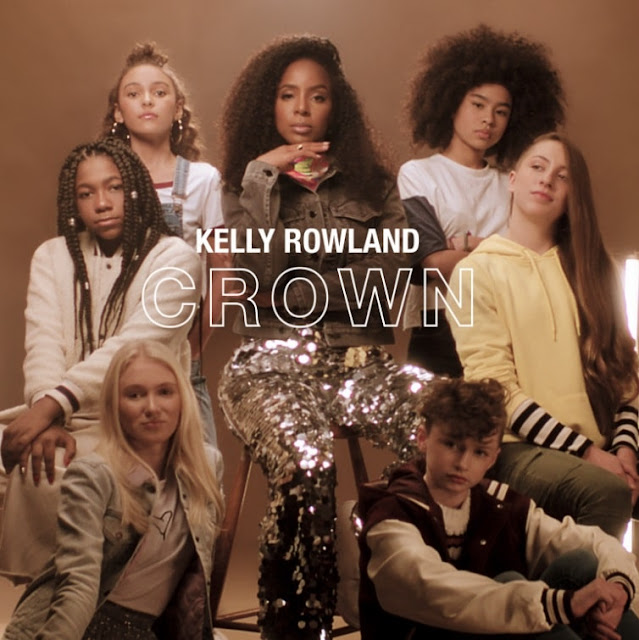 Kelly Rowland releases new single 'Crown'