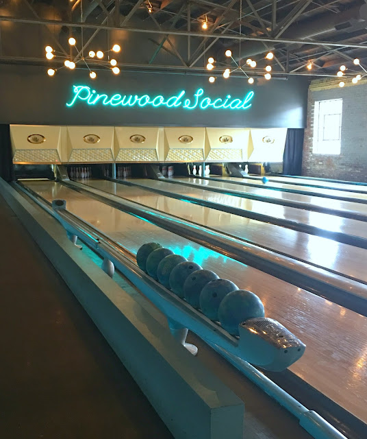 Where to go in Nashville, Tennessee | Pinewood Social | www.jacolynmurphy.com