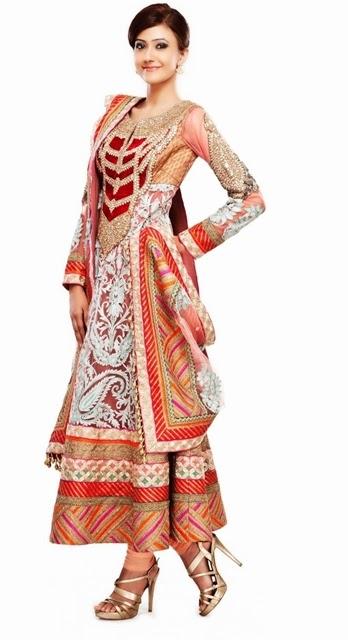 Designer Anarkali Churidar