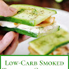 Low-Carb Smoked Turkey & Cucumber