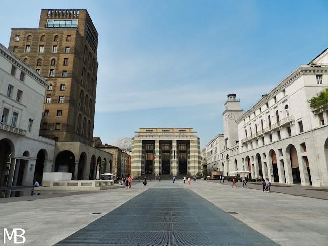 piazza vittoria brescia