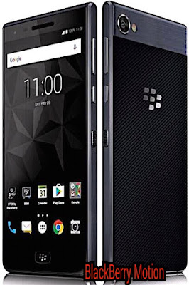 BlackBerry Motion Full Specifications And Price