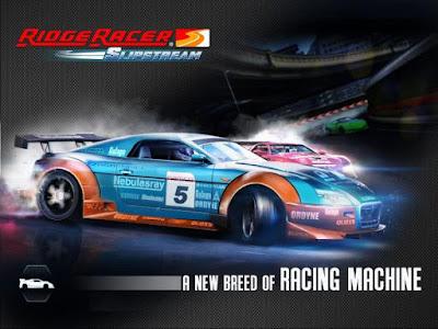 Cheat Ridge Racer Slipstream Apk