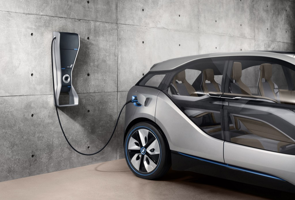 The Electric Bmw I3 Bmw I Selects Schneider Electric As Strategic