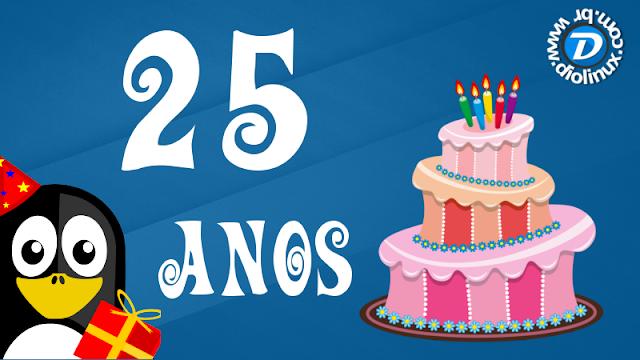 25 anos de Linux