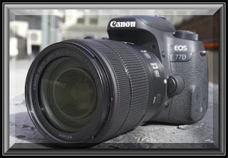 Canon Eos 77D Wireless Setup