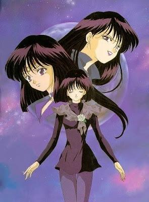 Sailor Moon Hotaru Tomoe