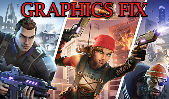 Agents of Mayhem Graphics Problem Fix