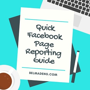 Quick Facebook Page Reporting Guide