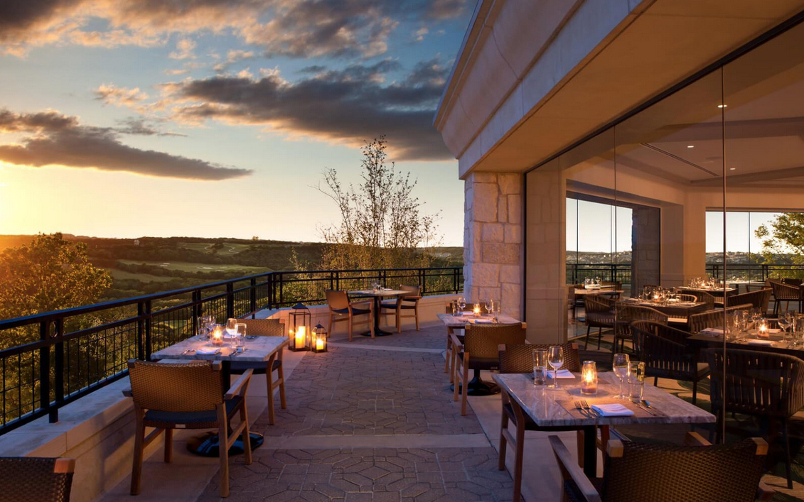 La Cantera Resort And Spa Wedding Venue