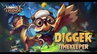 Diggie mobile legends