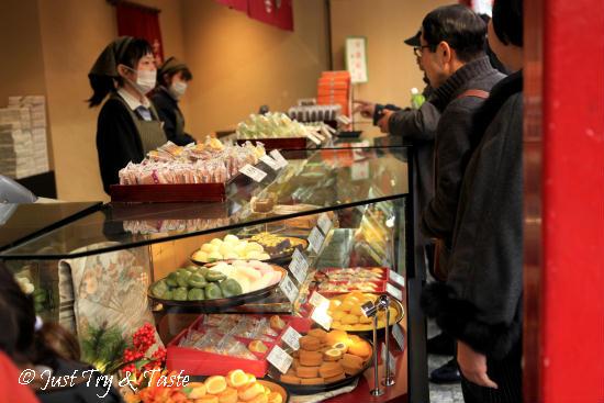 Just Try & Taste di Jepang