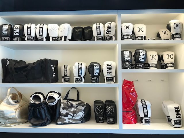 What to expect at your first boxing class