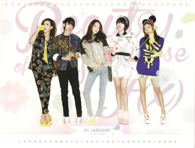 K-Pop World: `Profil & Fakta Lengkap Member F(x)` F(x) Members 2013