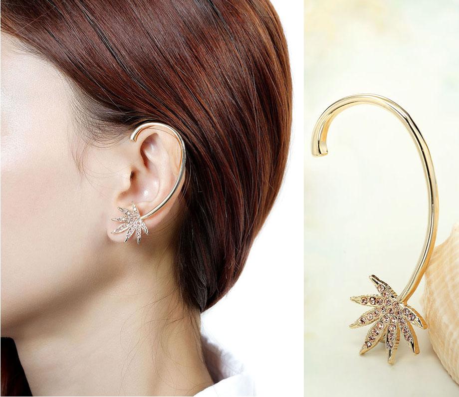 OKAJewelry Show: 10 Fashions Ear Cuff Wrap Earrings Girl ...
