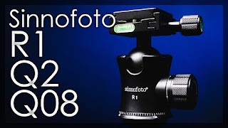 Sinnofoto R1, Q2 & Q-08 Tripod Ball Heads Review - Amazing Quality At An Affordable Price