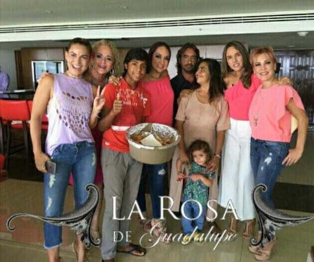 Paco, el vendedor de empanadas actuará en La Rosa de Guadalupe