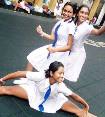 Sri Lankan School Girls Gone Wild   Gossip Lanka Hot Models