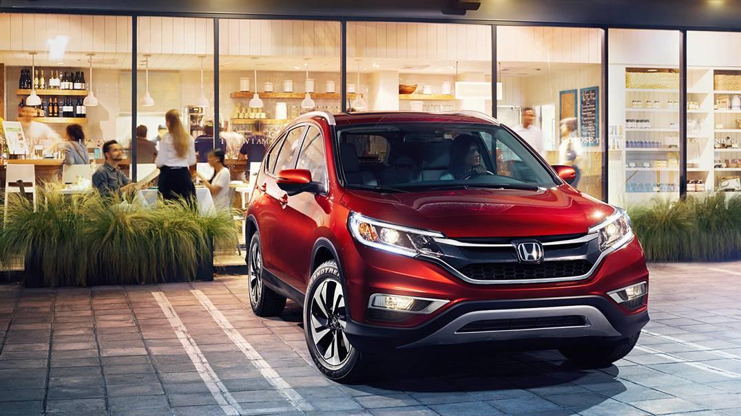 Ấm áp, yên bình và được bảo vệ, đó là cảm nhận khi thấy chiếc CR-V của Honda