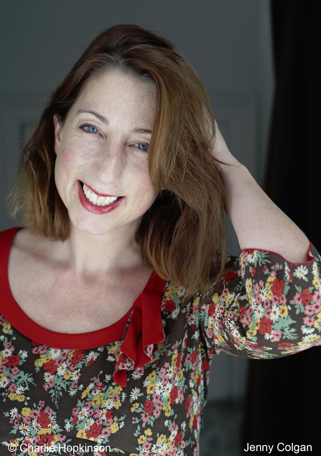 A Bookish Affair: Author Interview and Giveaway: Jenny ...
