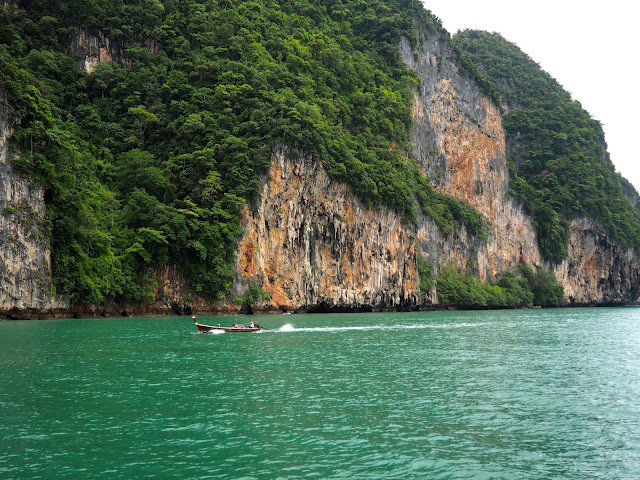 Koh Panak, Phang Nga Bay, Phuket, Thailand