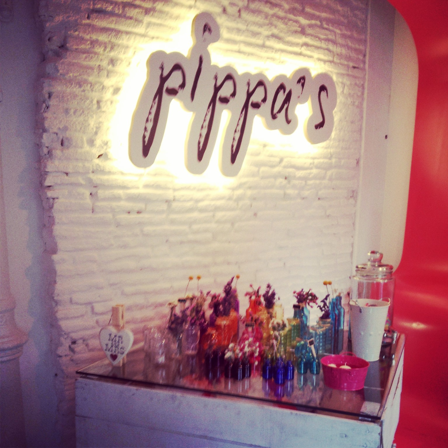 BE FASHIONABLY: Pippa´s Store Madrid