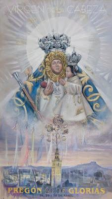 Cartel de Gloria Sevilla