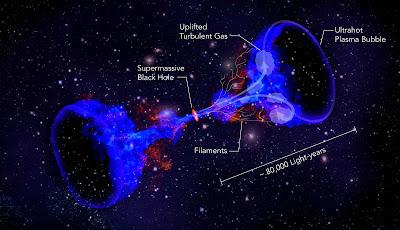 Hitomi black hole images