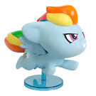 My Little Pony Chibi Vinyl Figure Series 2 Rainbow Dash Figure by MightyFine