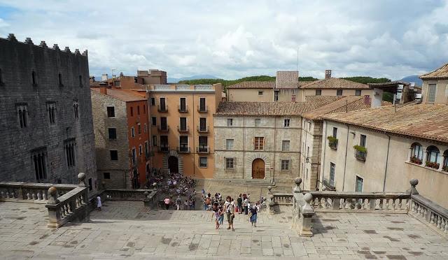 Entrada Catedral de Santa Maria