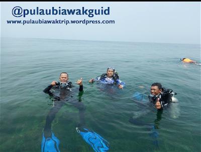 Pulau Biawak   Surganya Biawak di Jawa Barat