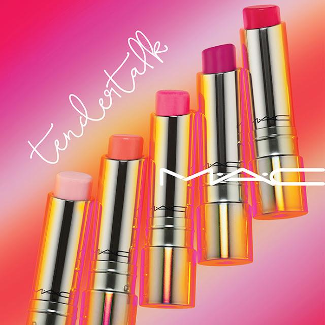 Coleção Tendertalk da Mac Cosmetics
