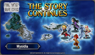 Download Final Fantasy BRAVE EXVIUS MOD APK 2.8.0