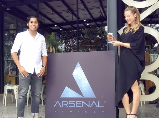 Arsenal VR One Now Official; VR-Centric Smartphone For Php11,999