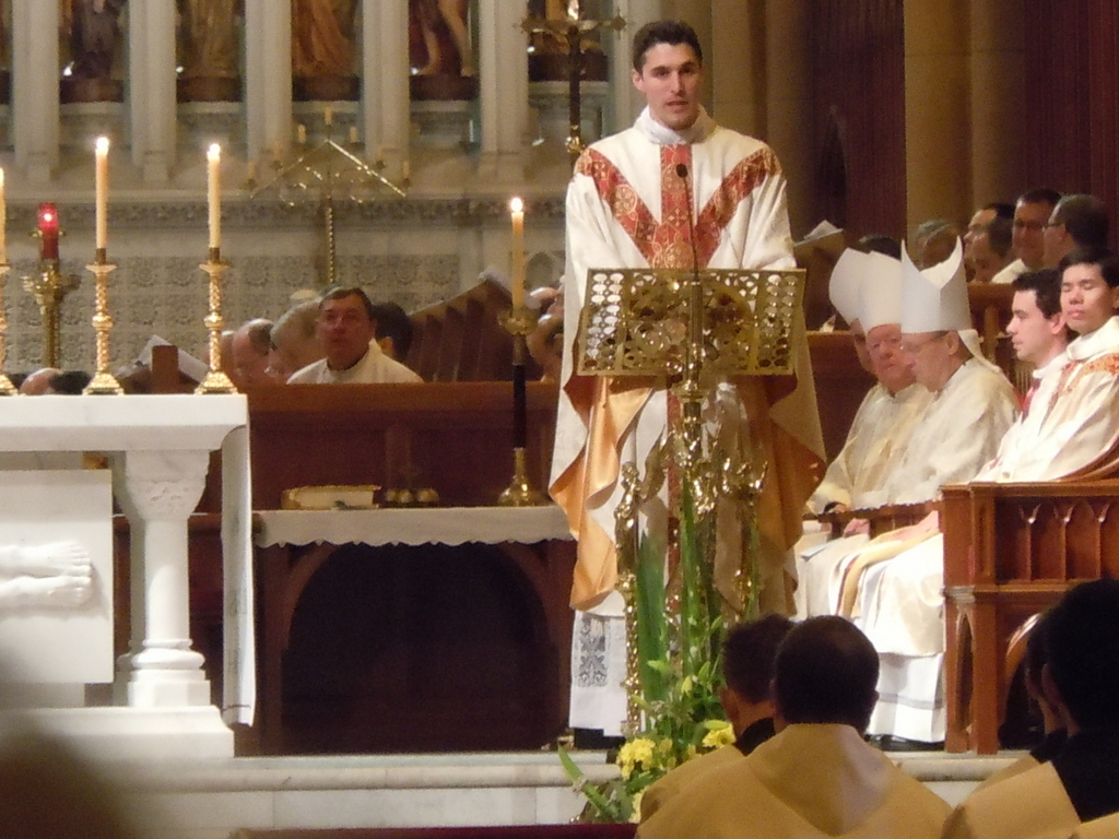New Priests Amazing Scenes Catholic Church Ever Young