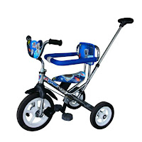 arava alfrex cp full set bmx tricycle