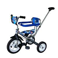 arava alfrex cp full set bmx tricycle