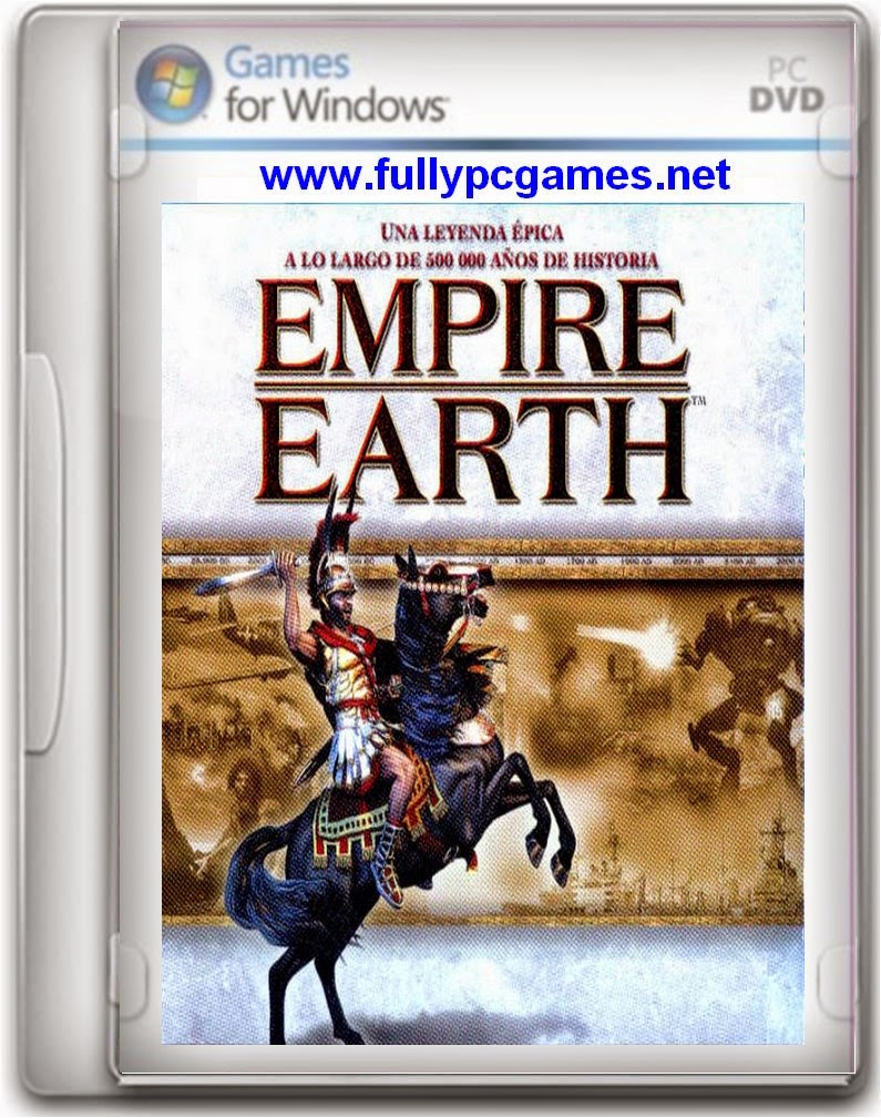 Empire earth download (2001 strategy game).