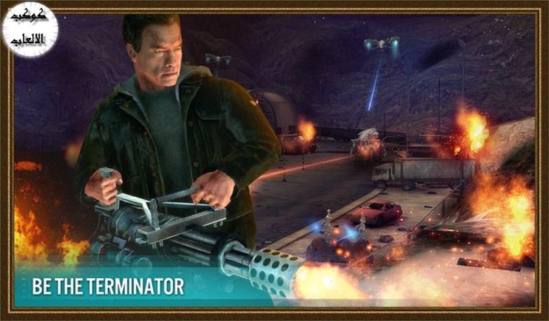 تحميل لعبة الاكشن والقتال TERMINATOR للاندرويد Download  TERMINATOR ios Games 2016