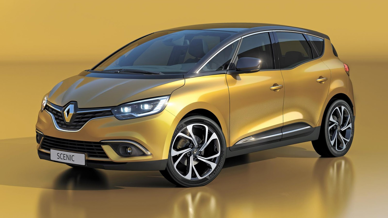upcoming 2017 renault grand scenic mpv hd images types cars. Black Bedroom Furniture Sets. Home Design Ideas