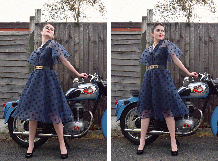 Fashion Tips For Wearing Vintage Clothing