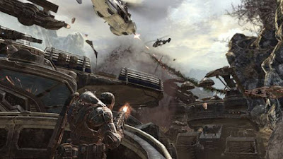 Gears%2Bof%2BWar%2B2%2Bhardly%2Bcompressed - Gears of War 2 - Xbox 360 Free Download - Torrent [NTSC/J]