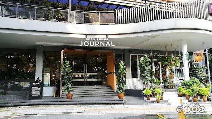 The Journal Kuala Lumpur - Boutique Hotel Di Tengah Bandar Kuala Lumpur