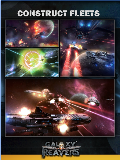 Galaxy Reavers‐Space RTS APK-Galaxy Reavers‐Space RTS MOD APK