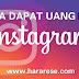 Cara Mandapatkan Uang Dari Instagram