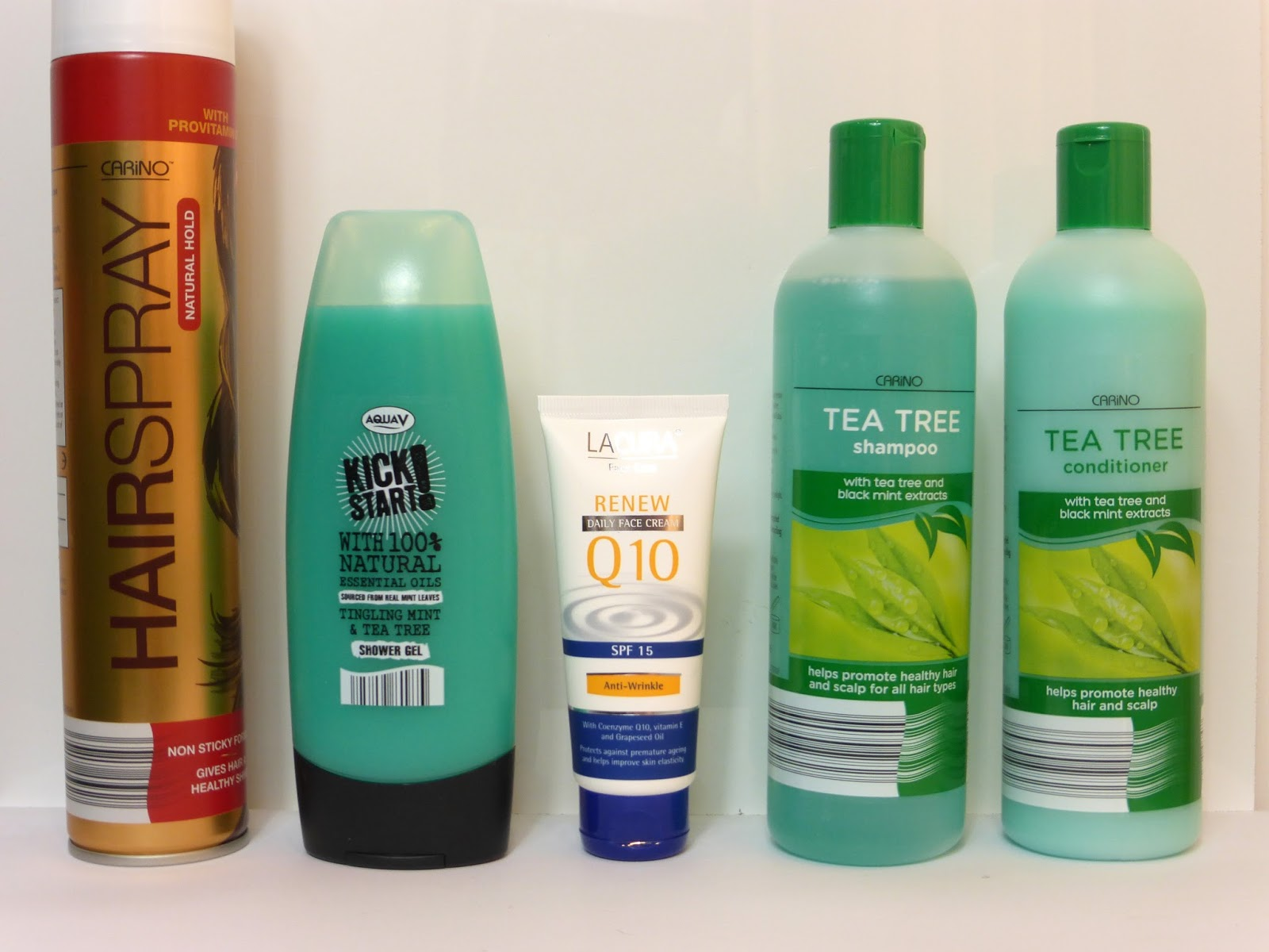 Aldi Shampoo Range Aldi Now Have A Beauty Range She Might Be Loved