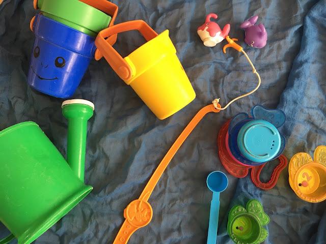 Wasserspielsachen